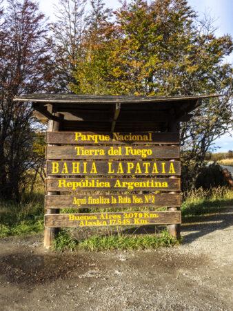 USH - Parque Nacional