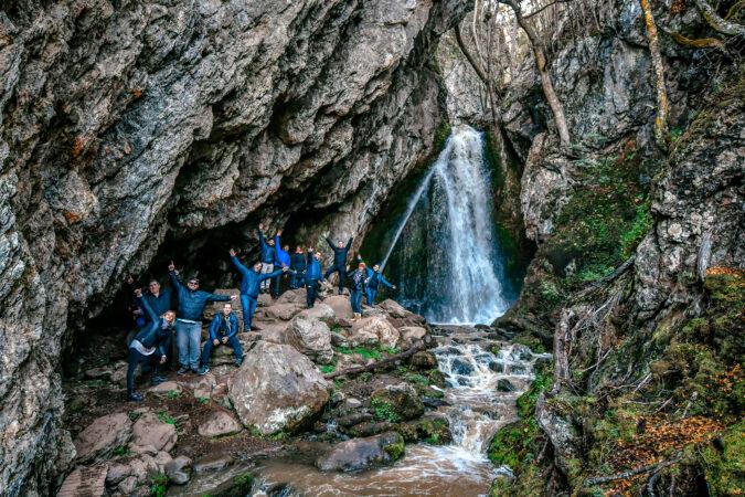 USH- Puerto Almanza - Cascada de los Duendes