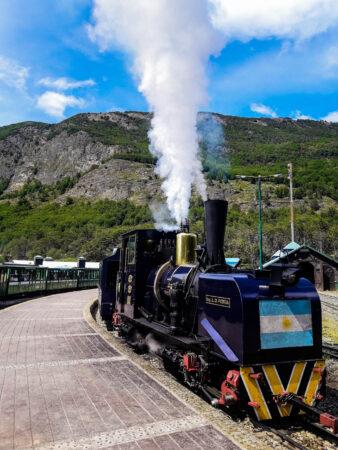 Locomotora Tren del Fin del Mundo